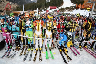 The 23rd edition of the Sellaronda Skimarathon starts tomorrow!