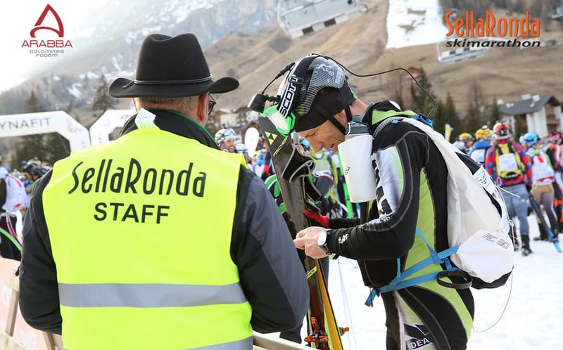 The 23rd edition of the Sellaronda Skimarathon starts tomorrow!