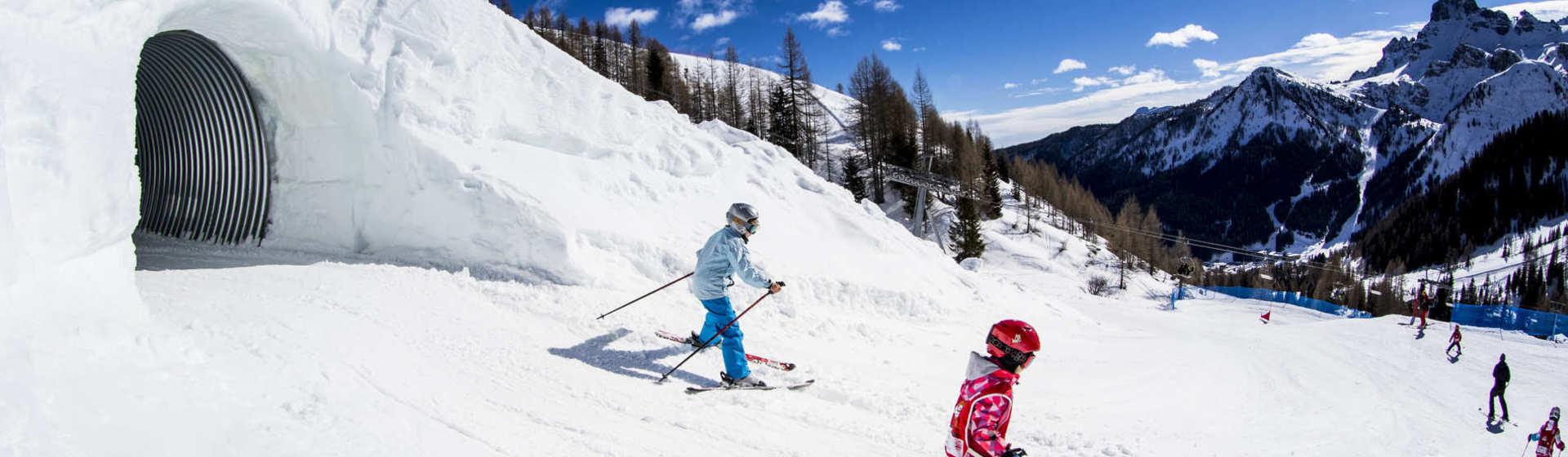 Arabba offre ancora Sciate indimenticabili sulle Dolomiti