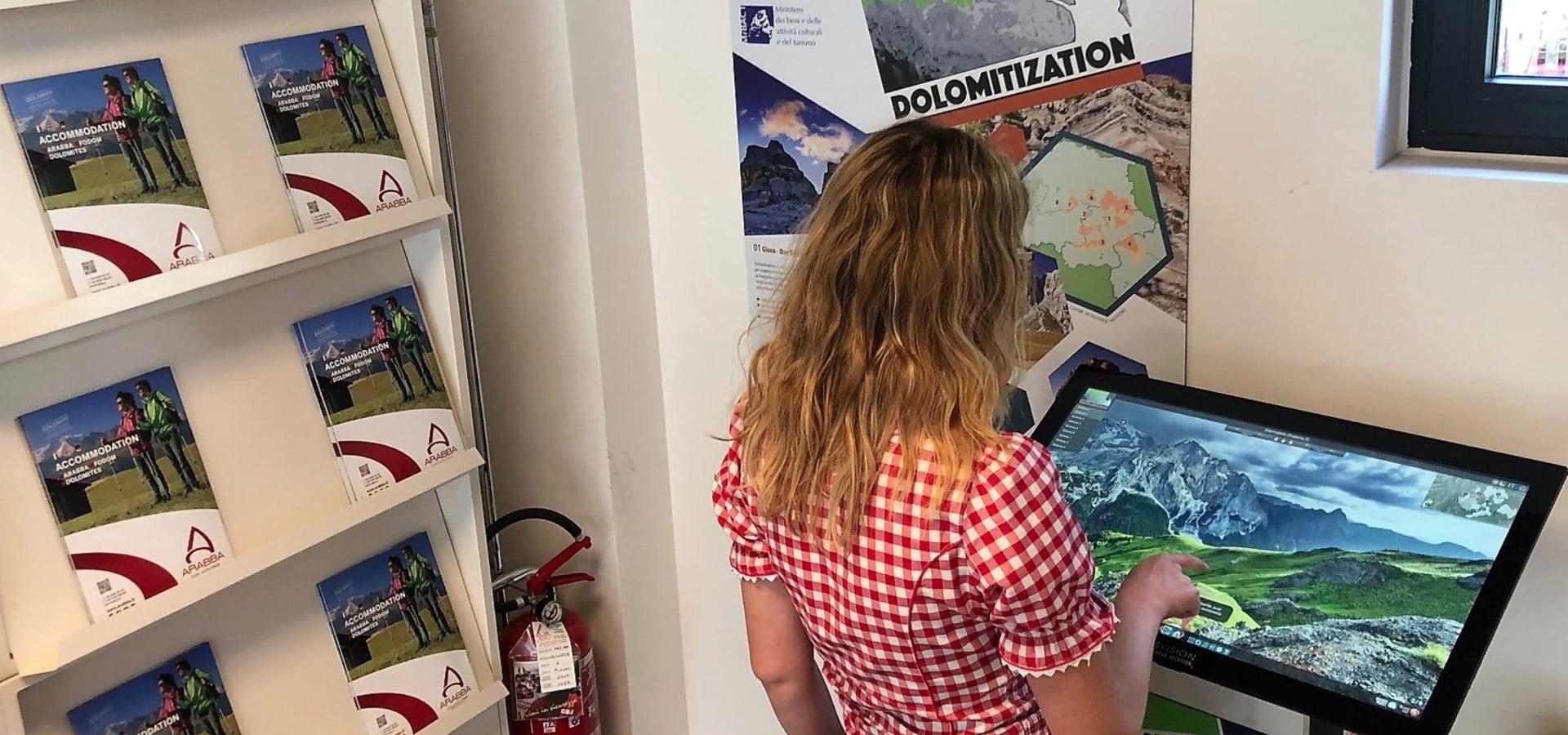 """#FlashNews Entdecken Sie das neue interaktive Spiel """"Dolomitization"""" in Arabba"""