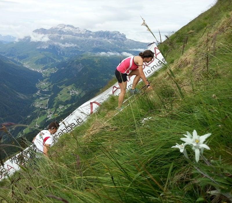 Domenica 22 luglio va in scena la Vertical KM Còl de Lana: 1000 metri verticali che porteranno ad un passo da cielo!