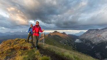 September: Monat der wechselnden Farben in den Dolomiten
