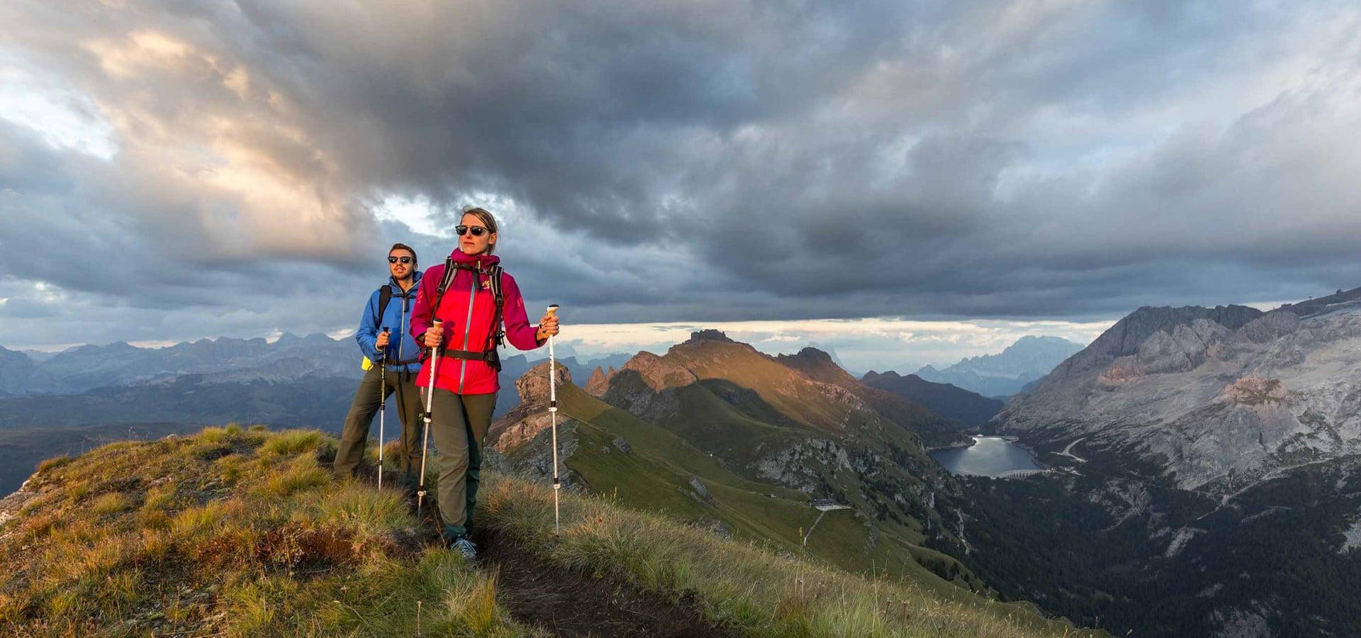 Settembre il mese dei colori che cambiano sulle Dolomiti