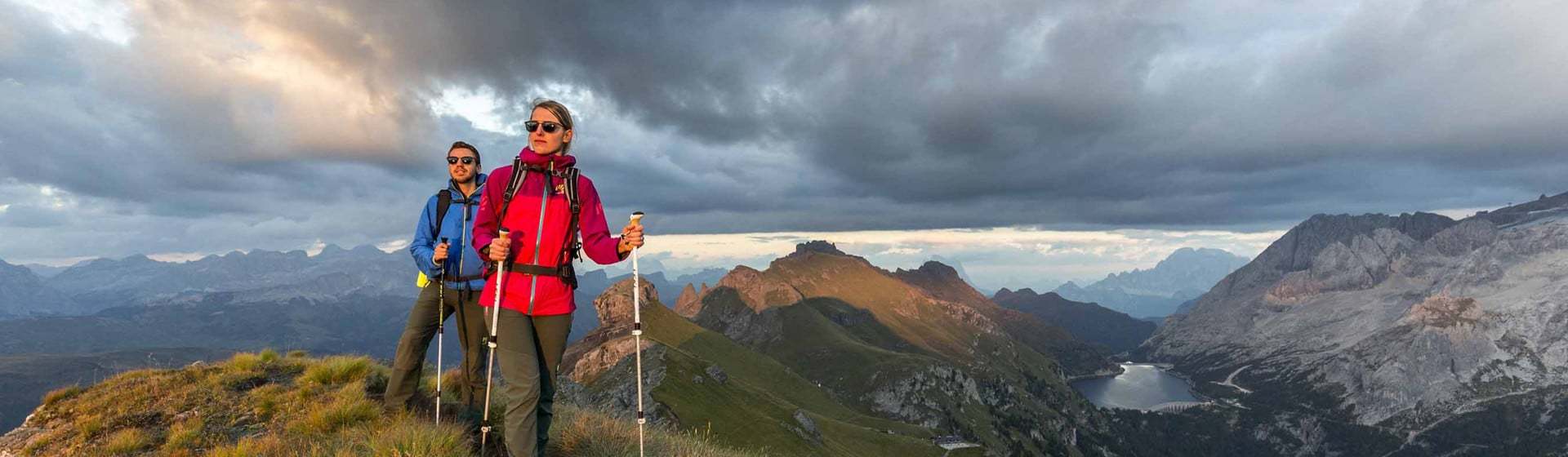 September, month of changing colors in the Dolomites