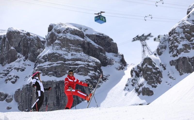 Novità Inverno 2018/2019 Ski Area Arabba - Marmolada