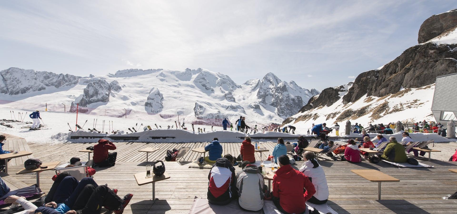 Berghütte Luigi Gorza