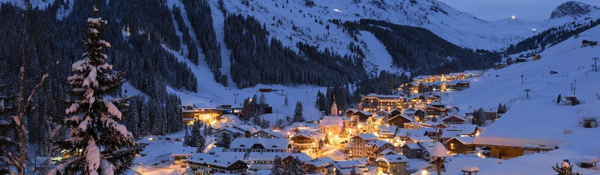 """Arabba belegt einen der ersten Plätze der Rangliste """"Die 10 faszinierendsten Skigebiete in Italien"""""""
