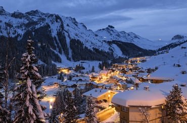 That's what Travelmag said: Arabba is in the Top 10 of the Most Charming Ski Resorts