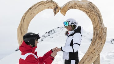 VALENTINE'S DAY IN THE HEART OF THE DOLOMITES
