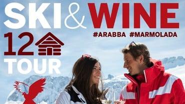 Ski & Wine Arabba Marmolada: lo sci incontra i sapori della buona cucina