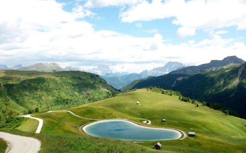 Bec de Roces – Lago Boè