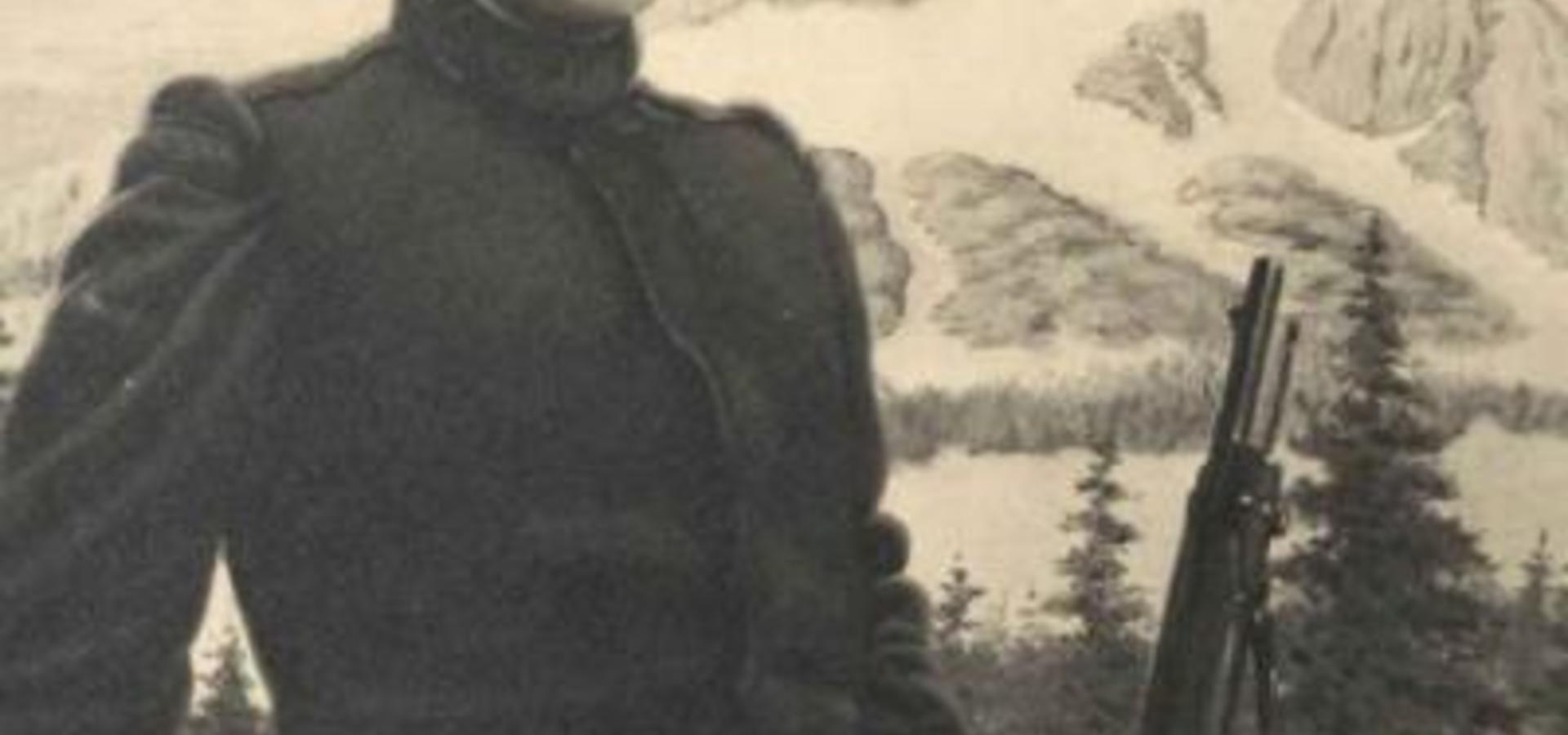 """07.08.19 Konferenz über den Ersten Weltkrieg """"Leutnant M. Fusetti"""""""