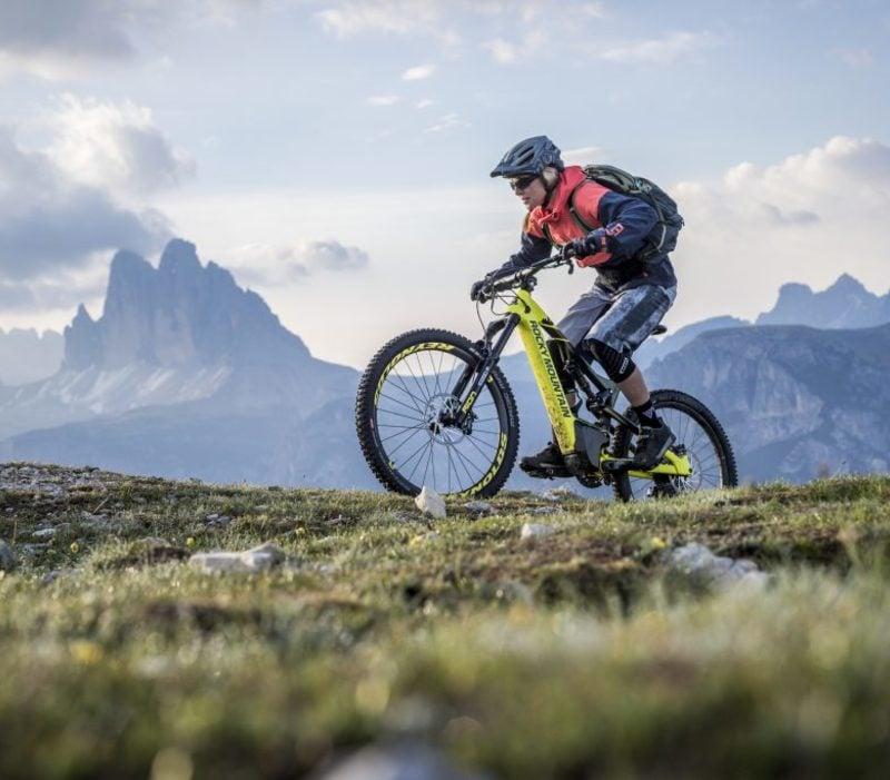 Die TransTirol Bike Rallye 2019 durchquert die wunderschönen Dolomiten mit dem Mtb
