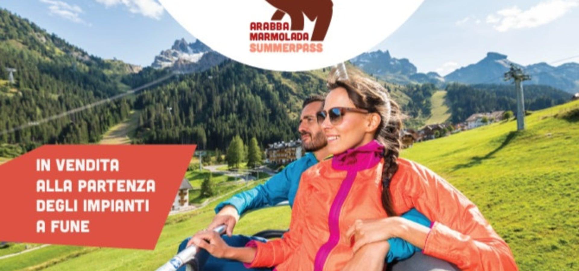 Arabba Marmolada Summer Pass