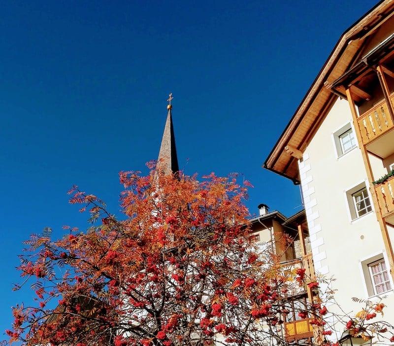 Vacanza in Autunno sulle Dolomiti