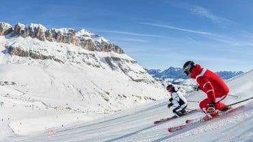 Le Sei Ragioni per Sciare ad Arabba
