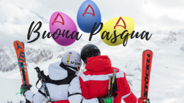 Easter Holidays in the Dolomites