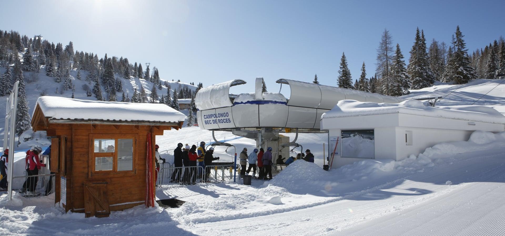Arabba is ready to anticipate the ski-season 2019-2020
