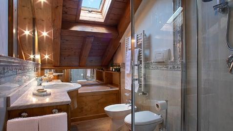 Dependace Hotel Alpenrose