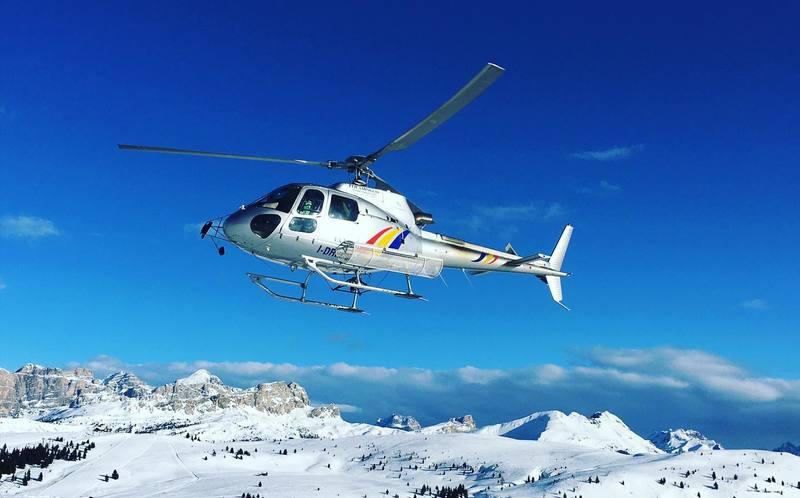 Helikopterflüge