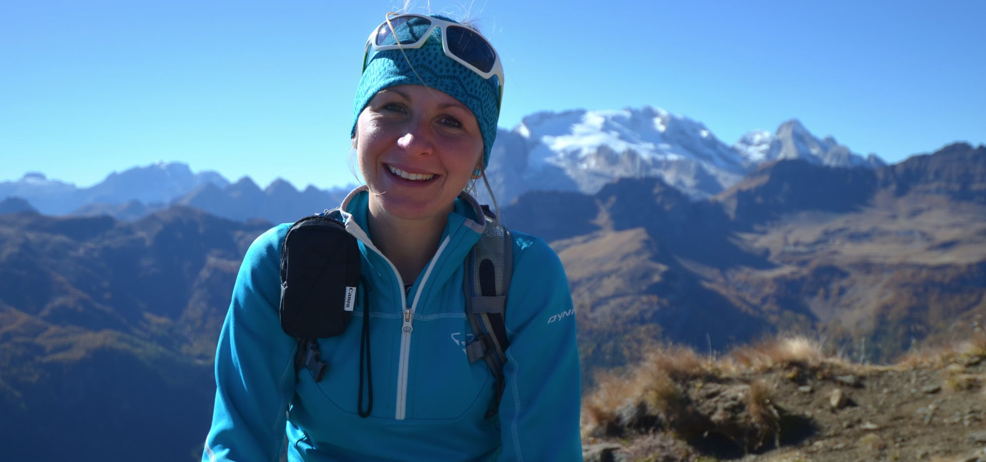 Mid Mountain Guide Lucia Sottil
