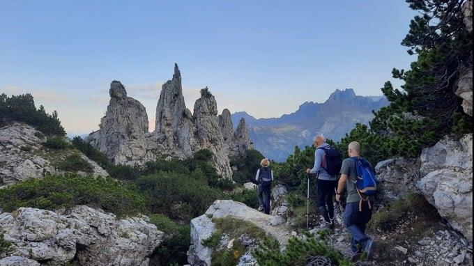 Copia di Copia di Autumn in Arabba, in the heart of the Dolomites