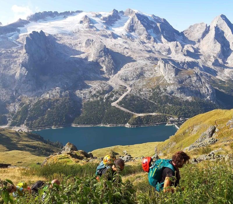 Copia di Copia di Herbst in den Dolomiten von Arabba