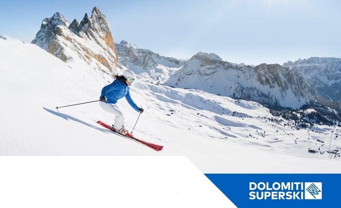 DOLOMITI SUPERSKI: Maßnahmen zur Gewährleistung höchstmöglicher Sicherheit beim Skifahren