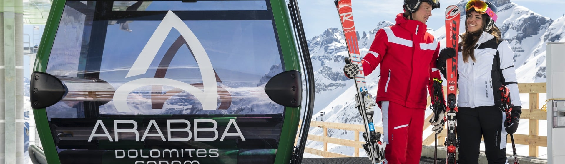Novità Inverno 2020/2021 Ski Area Arabba - Marmolada