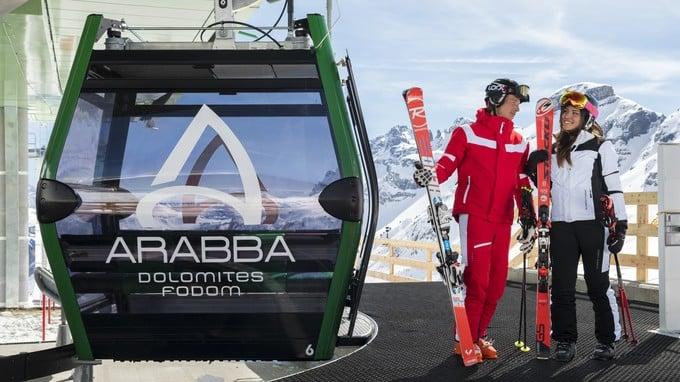 Winter News 2020/2021 in Arabba - Marmolada Skiarea