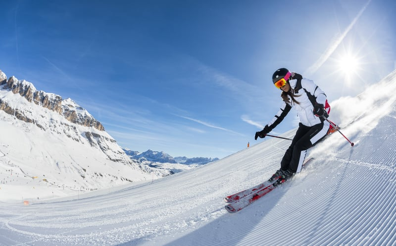 Winter holidays 2020-21 in the Arabba Dolomites