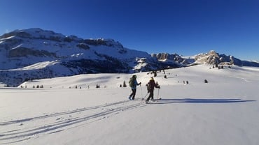 Trail Altopiano del Cherz