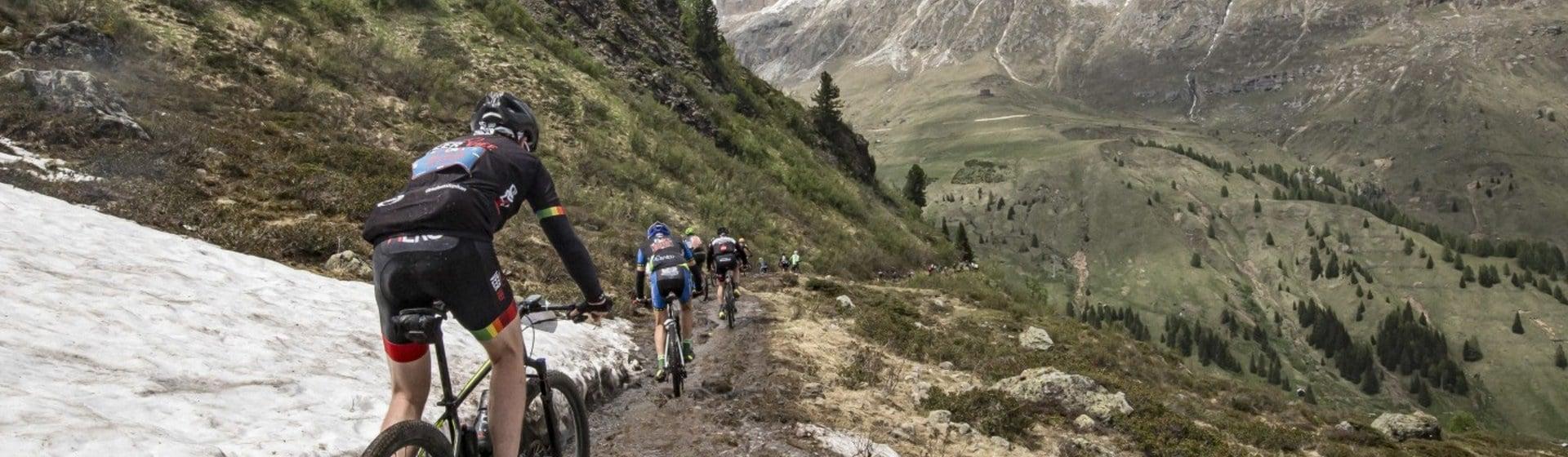 12.06.2021 Renndurchgang HERO Dolomites