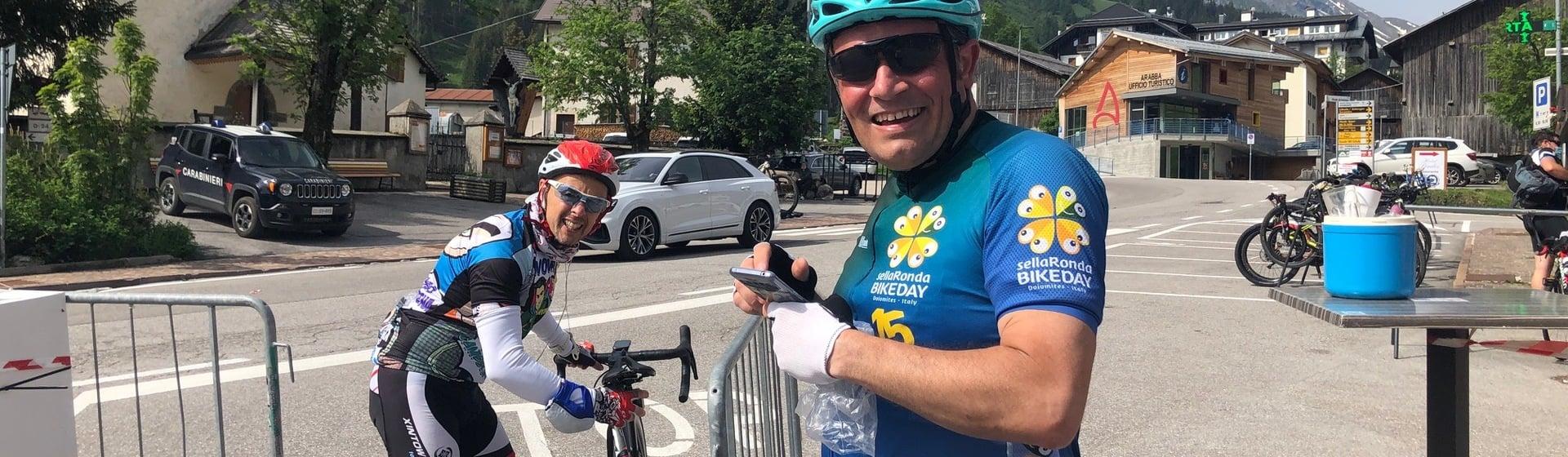 Sonntag 27.06.2021 wird der Sellaronda Bike Day sein