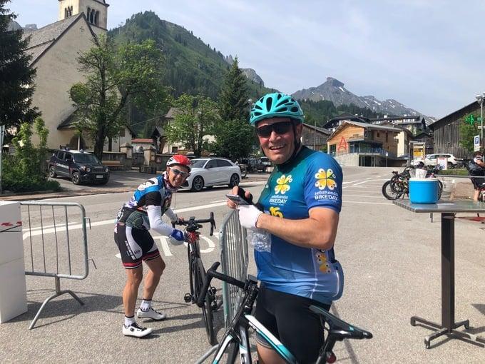 Sunday 27.06.2021goes on stage Sellaronda Bike Day