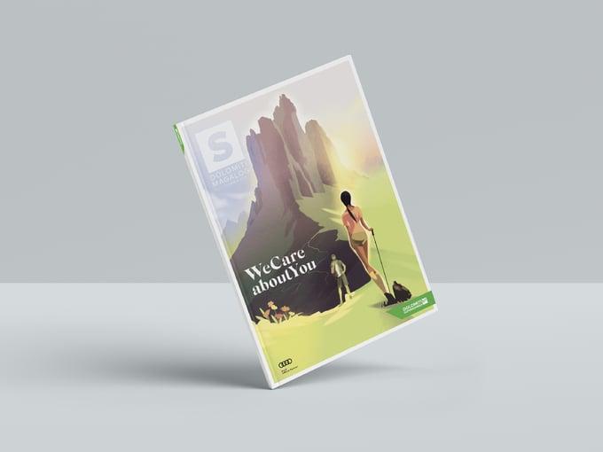 Das neue Magazin Dolomiti SuperSummer 2021 ist online