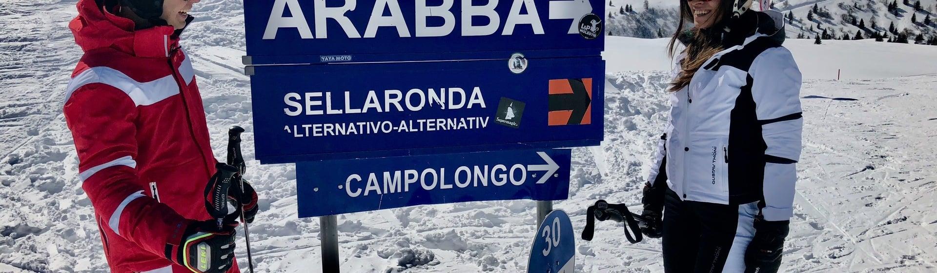 Winter Lifts-News 2021/2022 in Arabba - Marmolada Skiarea