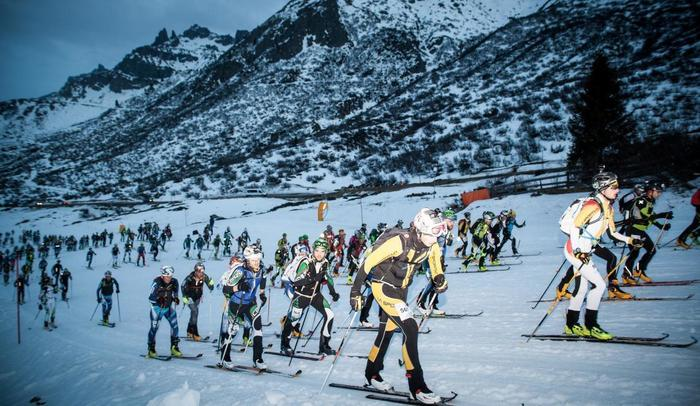 Passaggio Sellaronda Skimarathon 2022