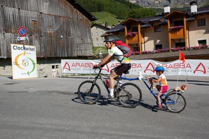 Sellaronda Bike Day - Herbst-Edition