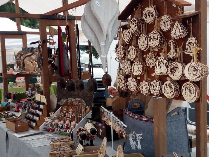 """Handwerks -Markt """"Mestieri in Piazza"""""""