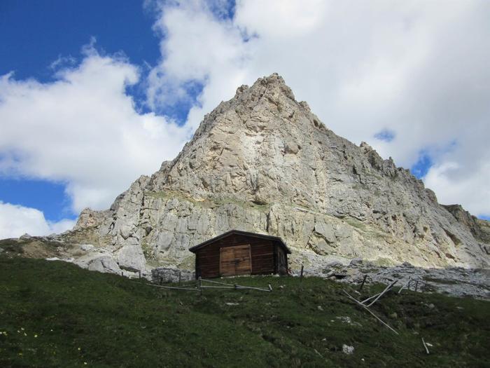 """""""Mont da Ciastel"""": la montagna del Castello"""