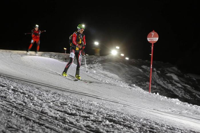 Durchgang Sellaronda Skimarathon 2022