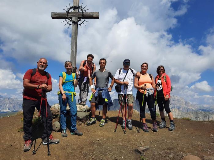 Col di Lana Trekking