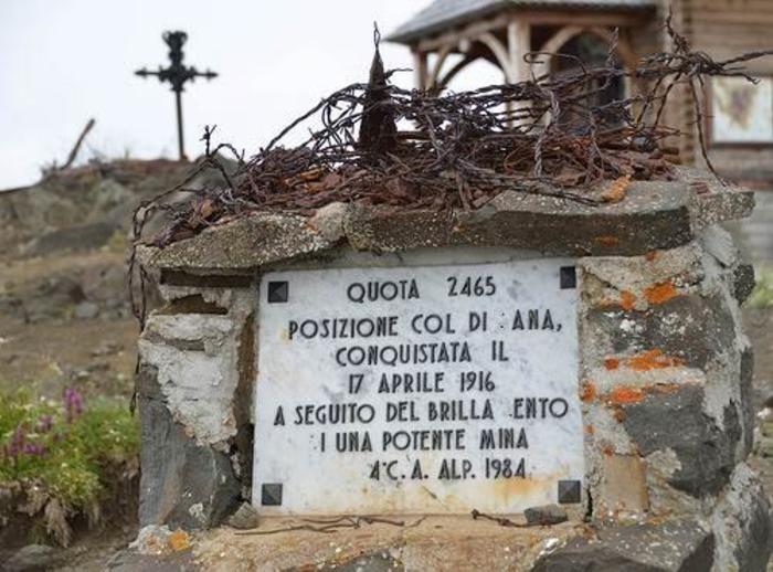 Gedenkfeier für die Gefallenen des ersten Weltkriegs