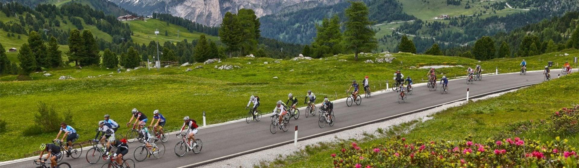 Sabato 18 settembre 2021 Sellaronda Bike Day edizione autunnale