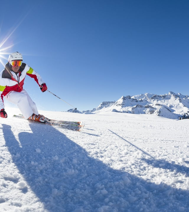Winterurlaub in Arabba