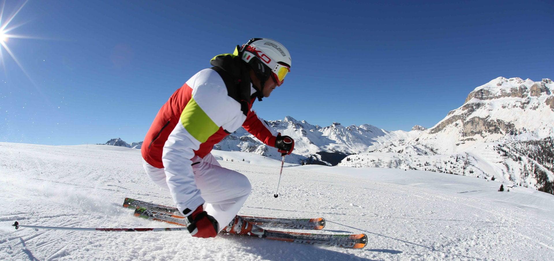 Ski & Snowboard in Arabba