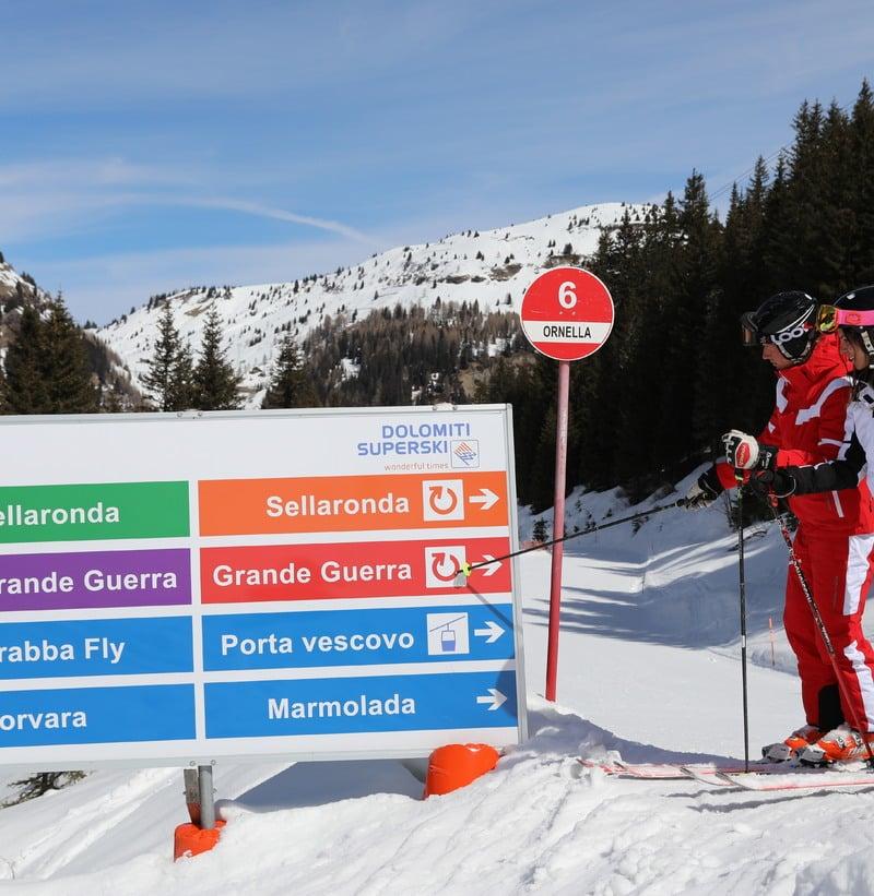 Empfehlenswerte Skitouren