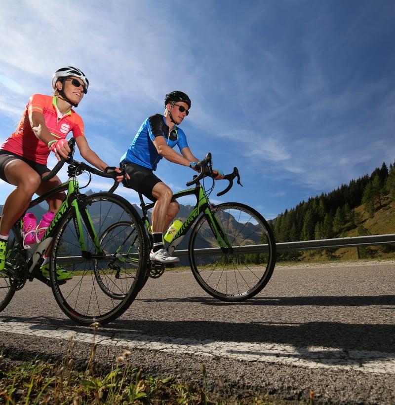 Bike nelle Dolomiti
