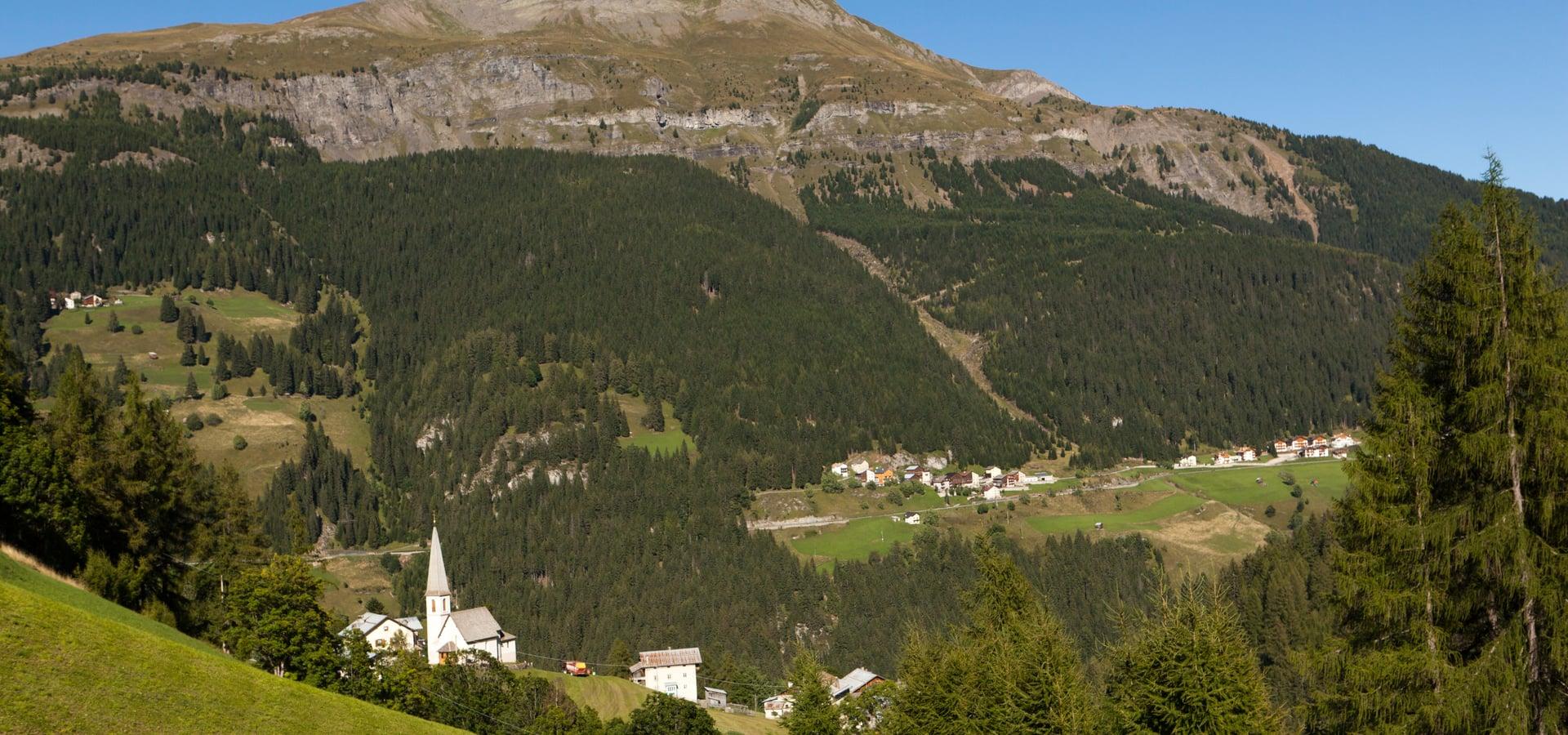 Monti di Ornella Tour